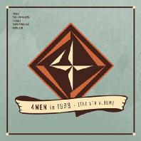 4MEN(포맨) - 1998 [미니 5집]