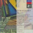 IGOR STRAVINSKY - BALLETS  / RICCARDO CHAILLY[스트라빈스키-발레][리카르도 샤이] [2CD][수입]*