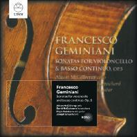 SONATAS FOR VIOLONCELLO & BASSO CONTINUO/ ALISON MCGILLIVRAY [LINN ECHO] [제미니아니: 첼로 소나타, 바이올린과 통주저음을 위한 소나타]
