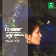 MARIA JOAO PIRES - IMPROMPTUS & PIANO SONATA [ERATO STORY] [마리아 호아오 피레스: 슈베르트 피아노 소나타 & 즉흥곡]