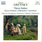 Three Orchestral Suites/ Dmitry Yablonsky