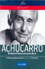 PIANO CONCERTO NO.2/ JOAQUIN ACHUCARRO, <!HS>COLIN<!HE> DAVIS [블루레이 전용플레이어 사용]