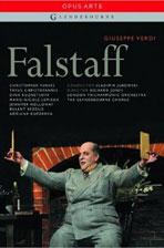 FALSTAFF/ VLADIMIR JUROWSKI [베르디 팔스타프]
