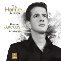 THE HANDEL ALBUM/ ARTASERSE [헨델: 오페라 아리아 - 필리페 자루스키] [딜럭스반]