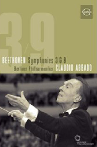 SYMPHONIES NOS.3 & 9/ CLAUDIO ABBADO [베토벤: 교향곡 3, 9번 - 아바도]