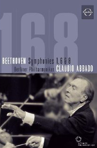 SYMPHONIES NOS.1, 6 & 8/ <!HS>CLAUDIO<!HE> ABBADO [베토벤: 교향곡 1, 6, 8번 - 아바도]