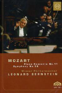 PIANO CONCERTO NO.17 & SYMPHONY NO.39/ LEONARD BERNSTEIN [모차르트: 교향곡과 협주곡]