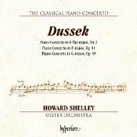 THE CLASSICAL PIANO CONCERTO VOL.5/ HOWARD SHELLEY [고전주의 피아노 협주곡 시리즈 5집: 두세크 - 하워드 셸리]