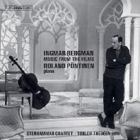 INGMAR BERGMAN: MUSIC FROM THE FILMS/ ROLAND PONTINEN [SACD HYBRID] [잉마르 베리만 감독의 영화 음악]