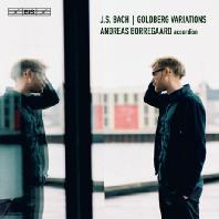 GOLDBERG VARIATIONS/ ANDREAS BORREGAARD [SACD HYBRID+CD] [바흐: 골드베르크 변주곡(아코디언 연주) | 안드레아스 보아고]