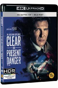 긴급 명령 4K UHD+BD [CLEAR AND PRESENT DANGER]