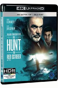 붉은 10월 4K UHD+BD [THE HUNT FOR RED OCTOBER]