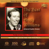 THE BEST OF ANDY WILLIAMS [SACD HYBRID]