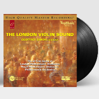 THE LONDON VIOLIN SOUND/ GEOFFREY SIMON [180G HQ 45 RPM LP]