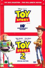 토이스토리 컬렉션 박스 [TOY STORY 10TH ANNIVERSARY EDITION+TOY STORY 2 S.E]