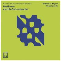 MUSIC FOR BRESICAN MANDOLIN & FORTEPIANO/ RAFFAELE LA RAGIONE, MARCO CROSETTO [베토벤: 만돌린과 포르테피아노를 위한 음악 - 라조네, 크로세토]