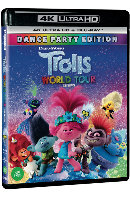 트롤: 월드 투어 4K UHD+BD [TROLLS WORLD TOUR]