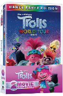 트롤 더블팩 [TROLLS 2 MOVIE COLLECTION]