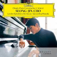 PIANO CONCERTO NO.2, SCHERZI/ SEONG-JIN CHO, GIANANDREA NOSEDA [쇼팽: 피아노 협주곡 2번, 스케르초 - 조성진] [딜럭스반]