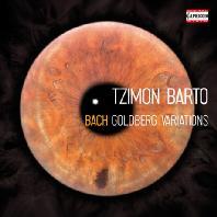 GOLDBERG VARIOATIONS (ARR. BUSONI)/ TZIMON BARTO [ 바흐: 골드베르크 변주곡 (부조니 편곡 버전)]