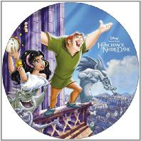 THE HUNCHBACK OF NOTRE DAME [PICTURE LP] [노틀담의 꼽추]