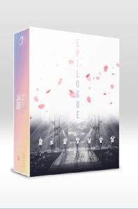 2016 BTS LIVE 花樣年華 ON STAGE: EPILOGUE [3DVD+포토북]