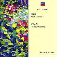 BACH & VIVALDI [살바토레 아카르도: 바흐 바이올린 협주곡 & 비발디 사계]