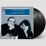 PIANO CONCERTOS NOS.1 & 2/ MARTHA ARGERICH, CHARLES DUTOIT [180G LP] [쇼팽: 피아노 협주곡 1, 2번 - 아르헤리치 & 뒤투아]
