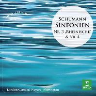 SYMPHONY NO.3 `RHEINISCHE` & 4/ ROGER NORRINGTON [INSPIRATION] [슈만: 교향곡 3번<라인>, 4번 - 노링턴]