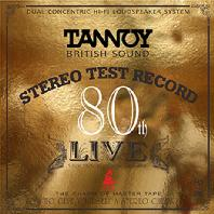 TANNOY 80TH STEREO TEST RECORD
