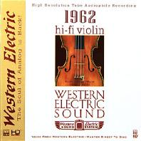 WESTERN ELECTRIC SOUND: 1962 HI-FI VIOLIN