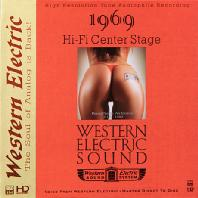 WESTERN ELECTRIC SOUND: 1969 HI-FI CENTER STAGE