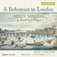 A BOHEMIAN IN LONDON: A BOHEMIAN IN LONDON/ DUO DORADO [핑거: 런던의 보헤미아인 - 바이올린 소나타집ㅣ듀오 도라도]