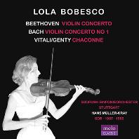 BEETHOVEN, BACH, VITALI [베토벤, 바흐: 바이올린 협주곡 & 비탈리: 샤콘느 - 롤라 보베스코]