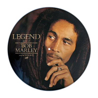 LEGEND: THE BEST OF BOB MARLEY & THE WAILERS [PICTURE DISC LP]