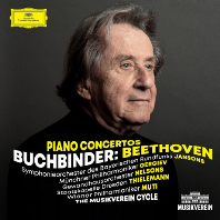 PIANO CONCERTOS: THE MUSIKVEREIN CYCLE/ RUDOLF BUCHBINDER [베토벤: 피아노 협주곡 전곡 (무지크페라인 사이클) - 루돌프 부흐빈더]