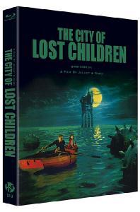 잃어버린 아이들의 도시 [풀슬립 넘버링 한정판] [THE CITY OF LOST CHILDREN]