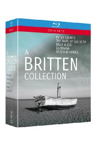 A <!HS>BRITTEN<!HE> COLLECTION [브리튼 콜렉션 박스 세트] [한정판]