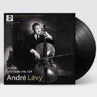 CELLO SUITES NO.1 & 4/ ANDRE LEVY [180G LP] [앙드레 레비: 바흐 무반주 첼로 모음곡 1집] [한정반]