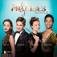 LES PRODIGES SAISON 2 [CD+DVD] [신동 시즌 2]