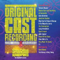 SPONGEBOB SQUAREPANTS: THE NEW MUSICAL (ORIGINAL CAST RECORDING)