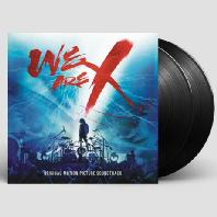 WE ARE X SOUNDTRACK [LP] [위 아 엑스: 사운드트랙]