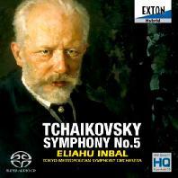 SYMPHONY NO.5/ ELIAHU INBAL [SACD HYBRID] [차이코프스키: 교향곡 5번 - 엘리아후 인발]