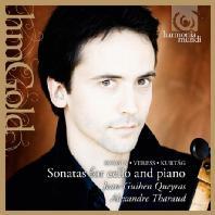 KURTAG, KODALY, VERESS: SONATAS FOR CELLO AND PIANO/ ALEXANDRE THARAUD [HM GOLD]