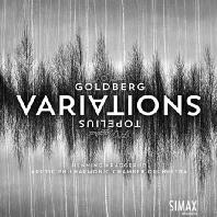 GOLDBERG VARIATIONS + TOPELIUS/ HENNING KRAGGERUD [바흐: 골드베르크 변주곡(실내오케스트라버전) | 아크틱 필하모닉 체임버 오케스트라]