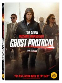 미션 임파서블: 고스트 프로토콜 [Mission Impossible: Ghost Protocol]