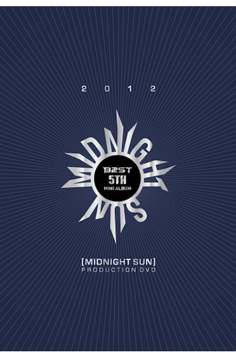 MIDNIGHT SUN: 5TH MINI ALBUM PRODUCTION [2DVD+포스트카드]
