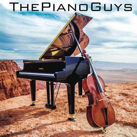 PIANO GUYS - THE PIANO GUYS [CD+DVD]