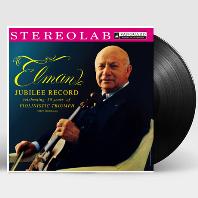 JUBILEE RECORD/ JOSEPH SEIGER [미샤 엘만: 쥬빌리 레코드 - 데뷔 50주년 기념 음반] [180G LP]