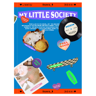 MY LITTLE SOCIETY [미니 3집]